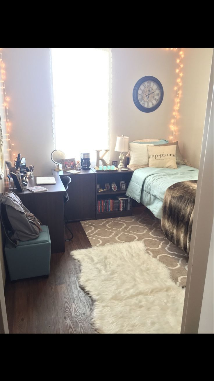 Texas Tech Dorm Room❤️ Talkington Hall