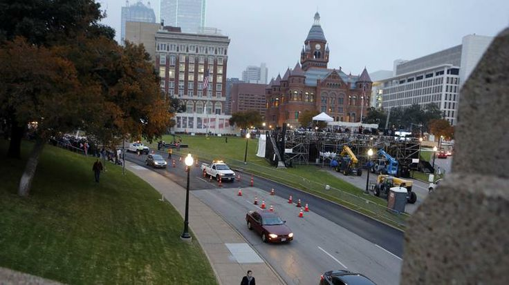 On 50th anniversary of JFK death, Dallas holds first memorial