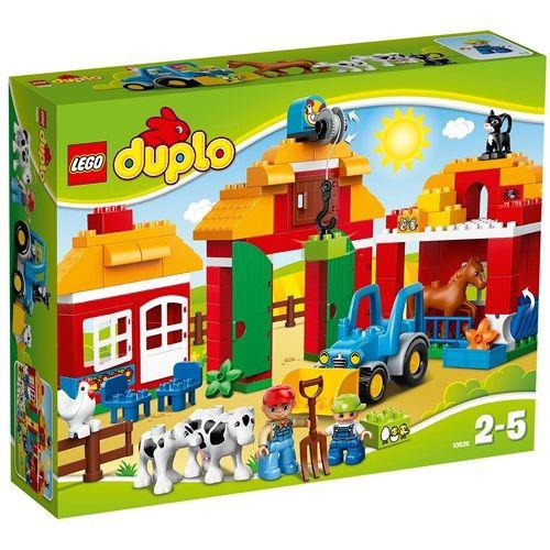 LEGO DUPLO 10525, Stor bondegård