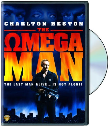 The Omega Man Omega - 1971 - details at http://www.imdb.com/title/tt0067525/