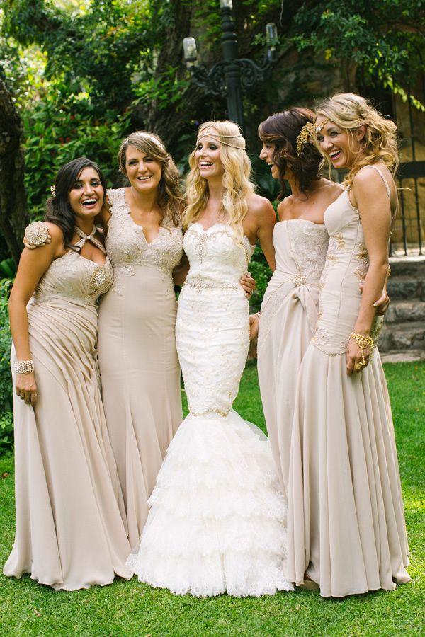 Best 25+ Beige bridesmaid dresses ideas on Pinterest ...