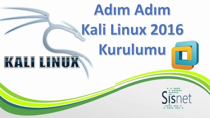 #Kali #Linux #Rolling #2016 Kurulumu - #VMware #Workstation - #Video #ve #Görsel #Anlatım Bu videomuz da, Adım Adım Kali Linux Rolling 2016 Kurulumu nasıl yapılır, inceleyeceğiz. Video, görsel ve metin anlatıma aşağıdaki #blog yazımızdan daha #detaylı inceleyebilirsiniz.  http://www.fpajans.com/adim-adim-kali-linux-rolling-2016-kurulumu-video-ve-gorsel-anlatim.htm  Diğer linux, #windows ve #network bilgileri, eğitimleri ve dersleri için blog sayfasını ziyaret edebilirsiniz.