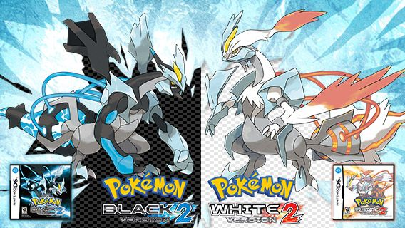 Pokémon Black Version 2 and Pokémon White Version 2 are finally out in North America, and they are earning a positive critic reception (which is to be expected).