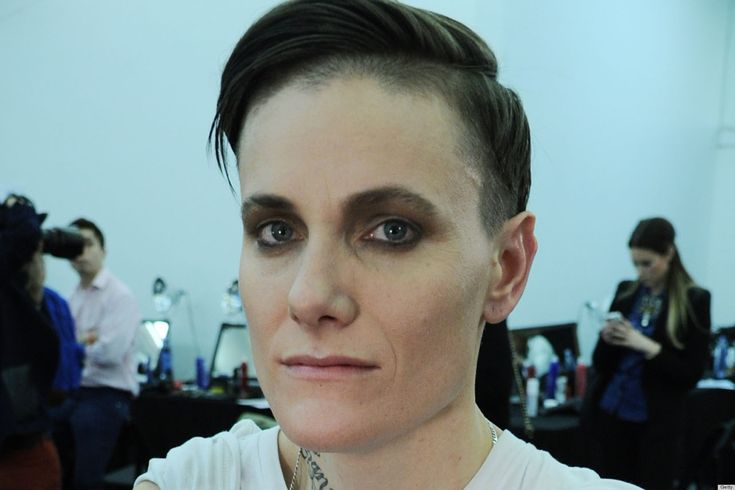 A woman working as a male model sounds like a pretty niche job. But model Casey Legler is getting noticed by all the major tastemakers in fashion -- including Vogue.