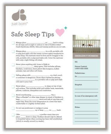 little ones newborn sleep program pdf