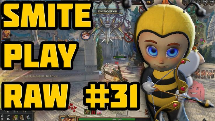 Smite Play Raw#31 Conquest Eroberung Amor Cupid Pentakill mit #dahadaged...