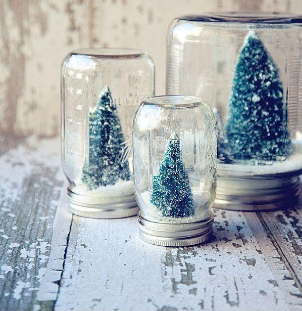 Les globes qu'on tourne et retourne font souvent partie de nos souvenirs d'enfance. Voici comment fabriquer votre propre globe de Noël personnalisé.
