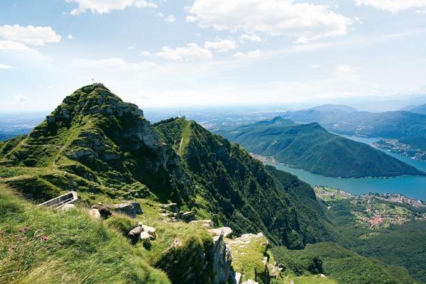 Ticino.ch - The Monte Generoso – a mountain of generosity