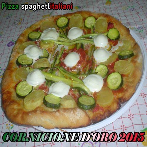 Blog dedicato a Cornicione d'Oro 2015 - Trofeo messo in palio dall'Associazione Spaghettitaliani per la migliore pizza spaghettitaliani