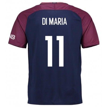 Maillot PSG DI MARIA 2017/2018 Domicile