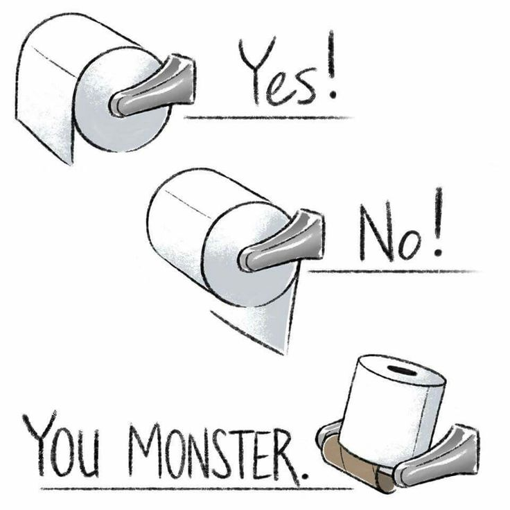 Rules of toilet paper                                                                                                                                                                                 More
