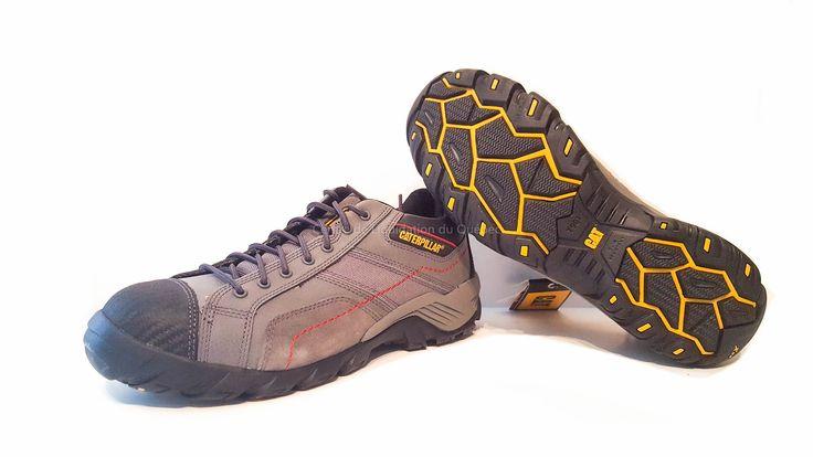Chaussure de sécurité CATerpillar T-901 - Price:85  Chaussure de sécurité CAT (Caterpillar) T-901 pour homme. Ils sont fabriquée avec des matériaux robustes, des systèmes de confort de haute technologie et des semelles d'usure durable. C'est de l'équipement solide. Les chaussures de sécurité CAT sont certifié catégorie 1 par la C.S.A. et classifiées par l'E.S.R. Construites avec des embouts de sécurité et des […]  Cet article Chaussure de sécurité CATerpillar T-901 est apparu en premier sur…