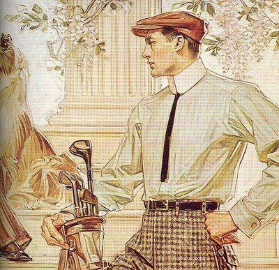 Arrow Collars Advertisement  Image from flickr.com