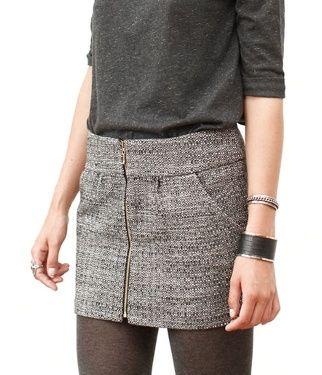 Inspiration pour une jupe
