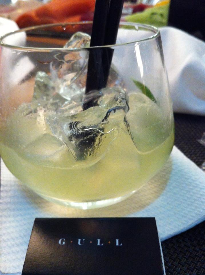 Joana Areal - Cocktail Basil Up