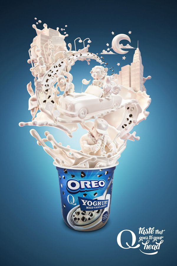 Q-YOGHURT on Digital Art Served