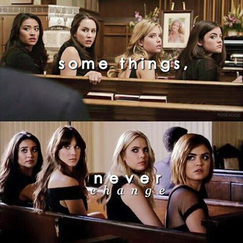 I literally think this is the best Pretty little liars post ive seen all day. this is awesome.