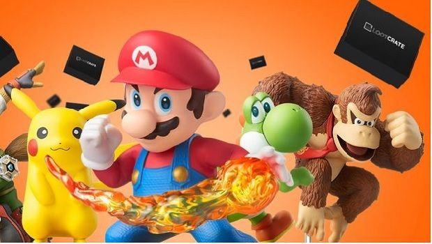 Nintendo Teams up with Loot Crate to Deliver amiibo Subscription Service