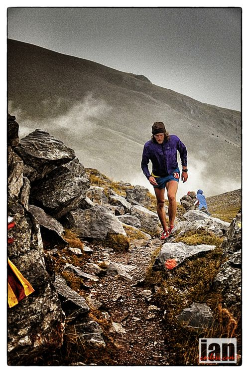raw-running:  Joe Grant