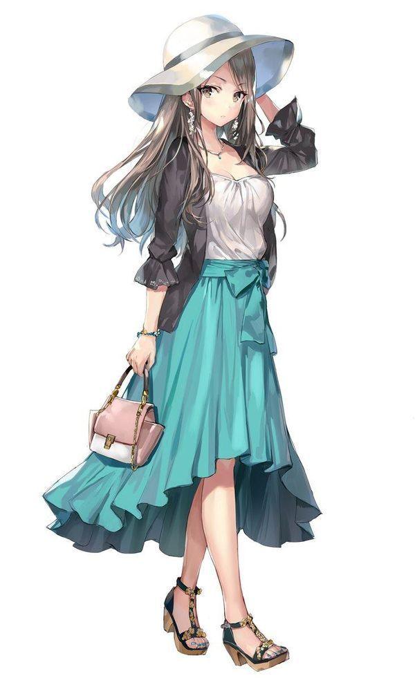 épinglé Sur Anime Girl