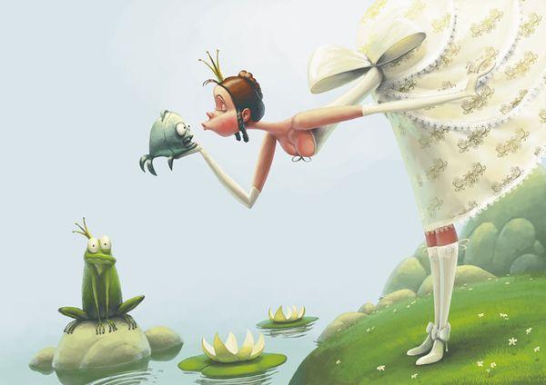 Character illustration Artwork
