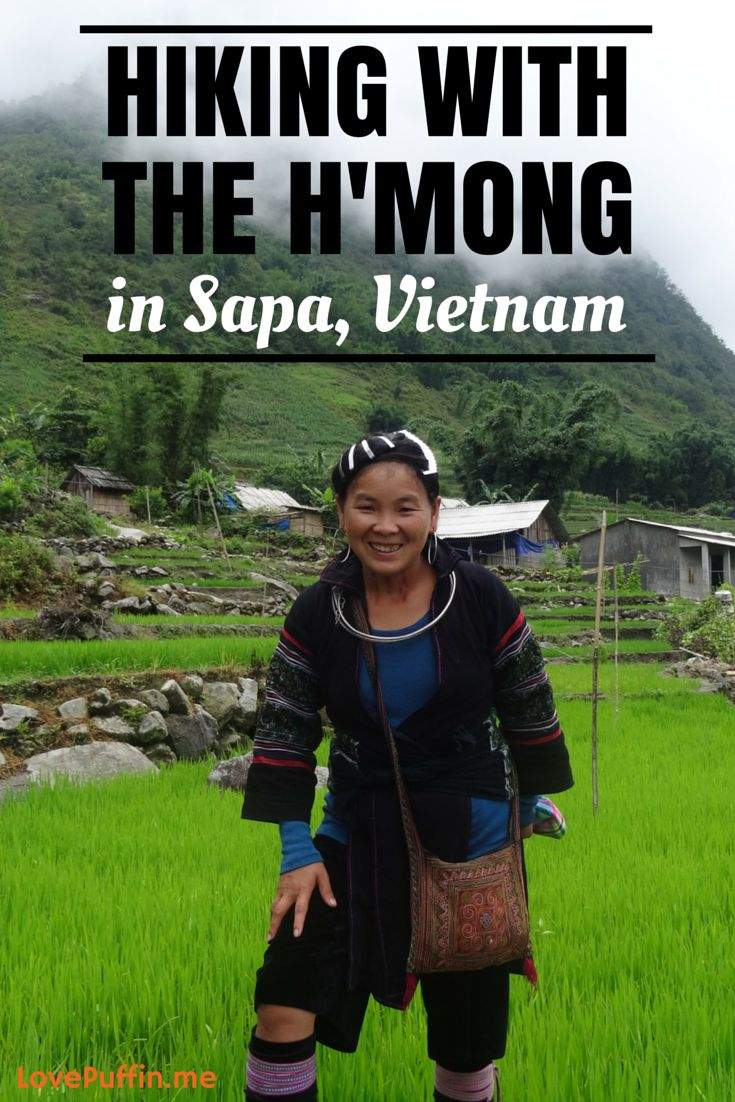 Hiking with the H'mong in Sapa, Vietnam - LovePuffin Travel Blog