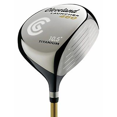 Cleveland Golf Clubs Launcher 460 9.5 Driver Stiff Men Right-Handed Value