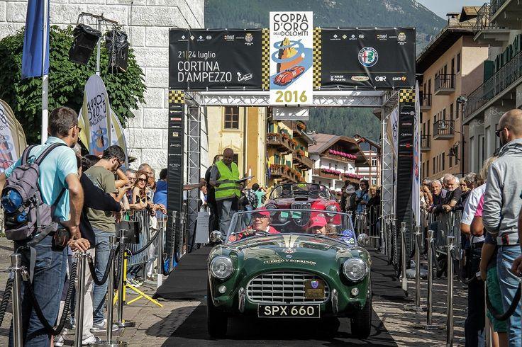 Cuervo y Sobrinos at the Coppa D'Oro delle Dolomiti 2016 - July 2016