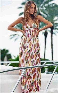 PilyQ - Parker Dress; SummerPatara