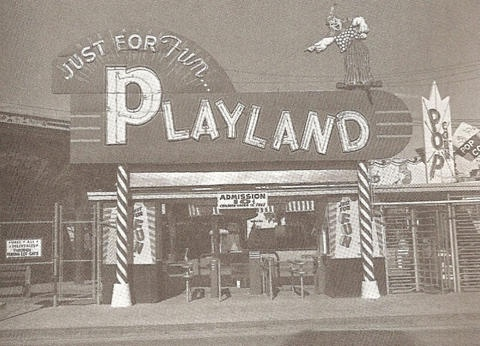 Playland Park - San Antonio, TX
