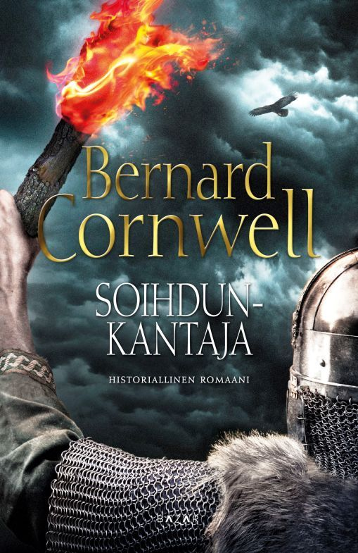 Bernard Cornwell: Soihdunkantaja