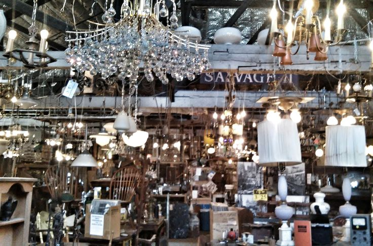 8 Best The Silver Fox Salvage Warehouse Images On