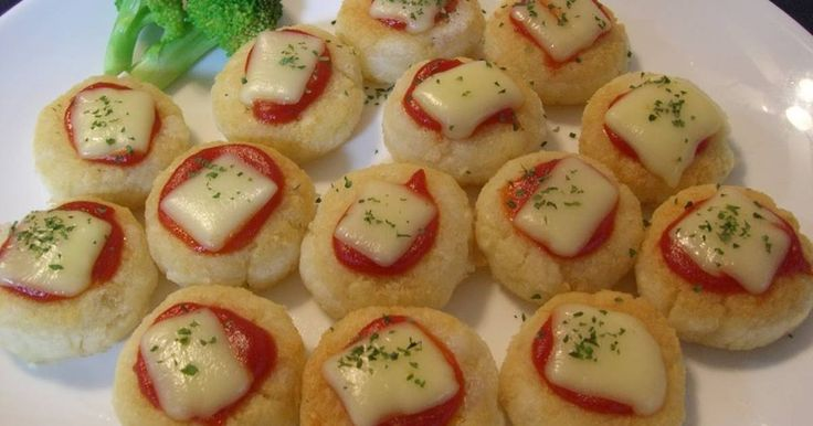 Great recipe for Okara Mochi Pizza Bites. My children love shaping the okara into round dango (dumplings) and squeezing ketchup on the mochi. These were plots to make my children like okara.  The water content varies with the okara you are using. If you have a hard time shaping at Step 1, add some water. Or if it seems too soft to shape into balls, add some katakuriko. I used dried parsley for garnish this time, but fresh parsley or any other chopped green vegetables are fine too. You can…