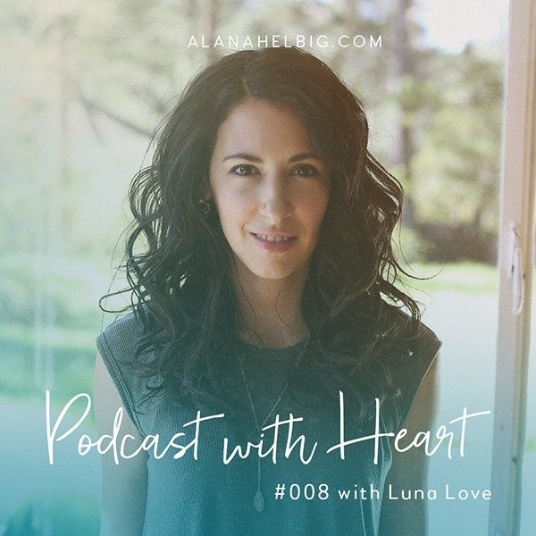Luna Love is also the host of the Ladies Who Lead Podcast, a platform that features the voices and stories of women who have stepped forward into their birthright as leaders.