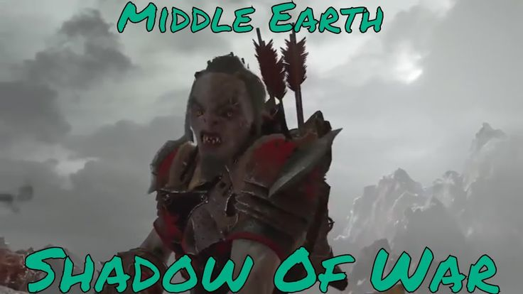 Middle earth Shadow of War Official Kumail Nanjiani as The Agonizer Trailer