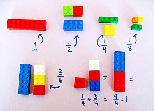 Beste leraar ooit gebruikt LEGO om wiskunde gemakkelijker voor de kinderen te maken