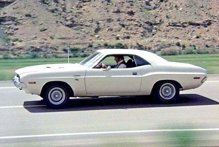 Top 10 Filmautos aller Zeiten   – Dodge challenger 1970