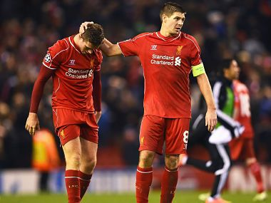 It was a disappointing day for Liverpool fans as Brendan Roger's side failed to qualify for the round of 16 of UEFA Champions League after they were held at 1-1 draw by FC Basel at Anfield Stadium on Tuesday. Let us look at all the results from Tuesday's fixtures of Champions League.