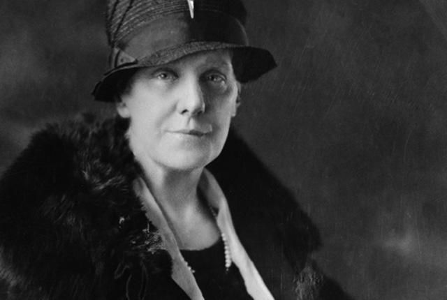 """Years after she founded Mother's Day, Anna Jarvis was dining at the Tea Room at Wanamaker's department store in Philadelphia. She saw they were offering a """"Mother's Day Salad."""" She ordered the salad and when it was served, she stood up, dumped it on the floor, left the money to pay for it, and walked out in a huff. Jarvis had lost control of the holiday she helped create, and she was crushed by her belief that commercialism was destroying Mother's Day."""