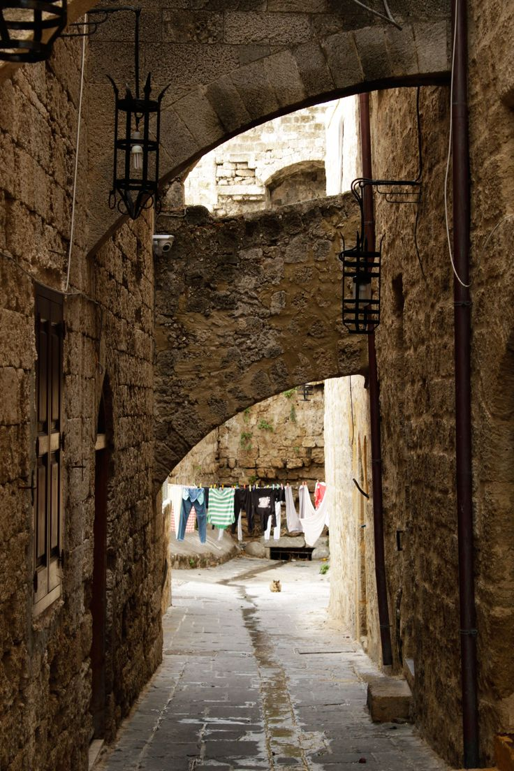 Rodos - Rhodes Old town