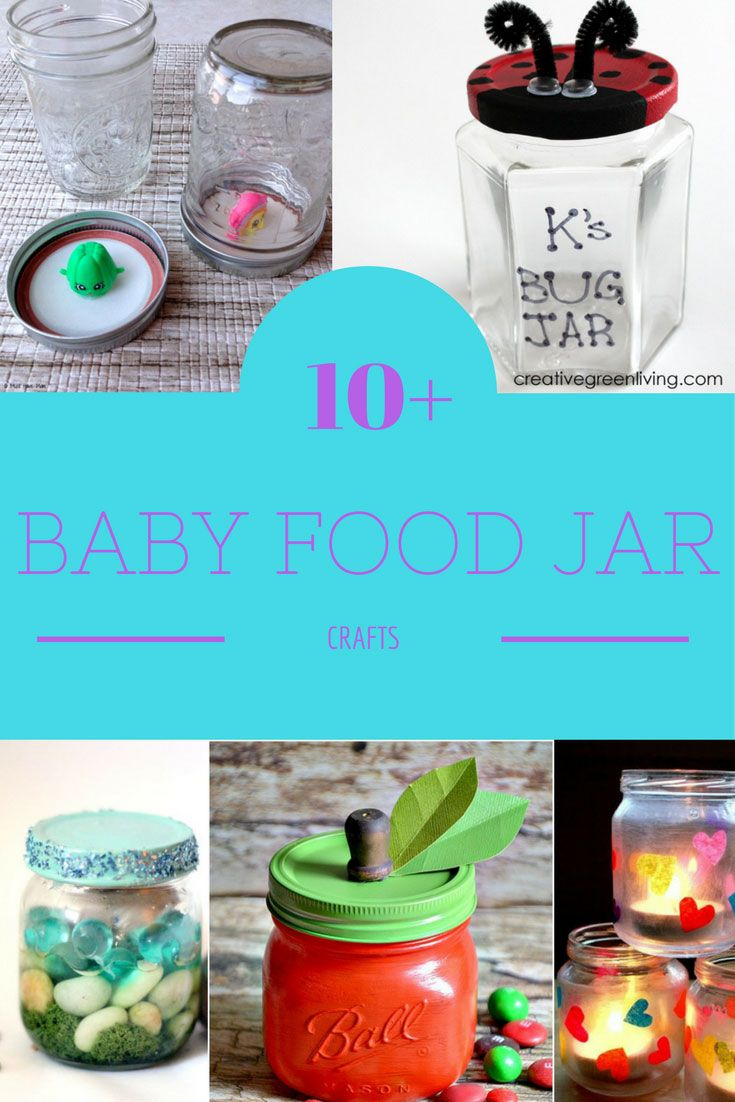 Looking for baby food jar crafts Check