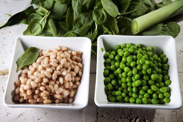 <p>SMART MAT: Belgfrukter, som bønner og erter, er gode matvarer om man har et ønske om å gå ned i vekt, viser ny forskning. Foto: MAGNAR KIRKNES.</p>