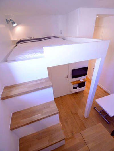 Best 25 mezzanine bed ideas on pinterest mezzanine bedroom loft bed for boys room and kids - Bed plafond ...