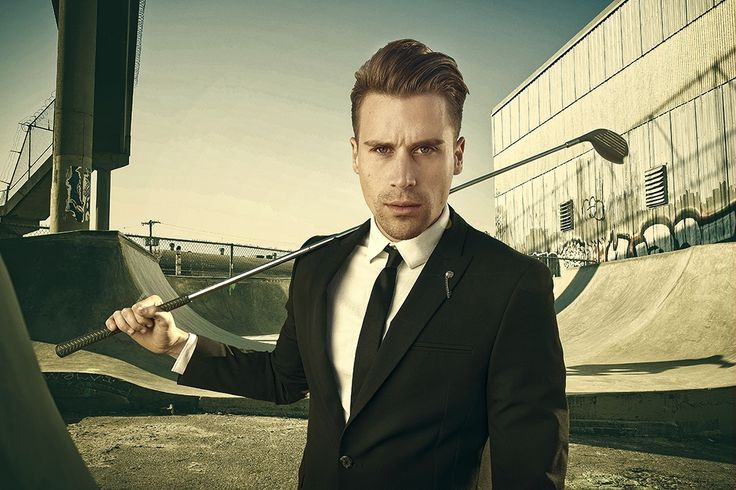 Elegant gangster by Duke Photography on 500px