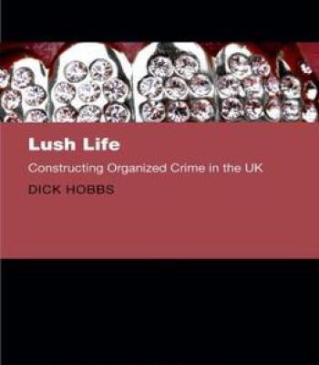 organized crime sociology