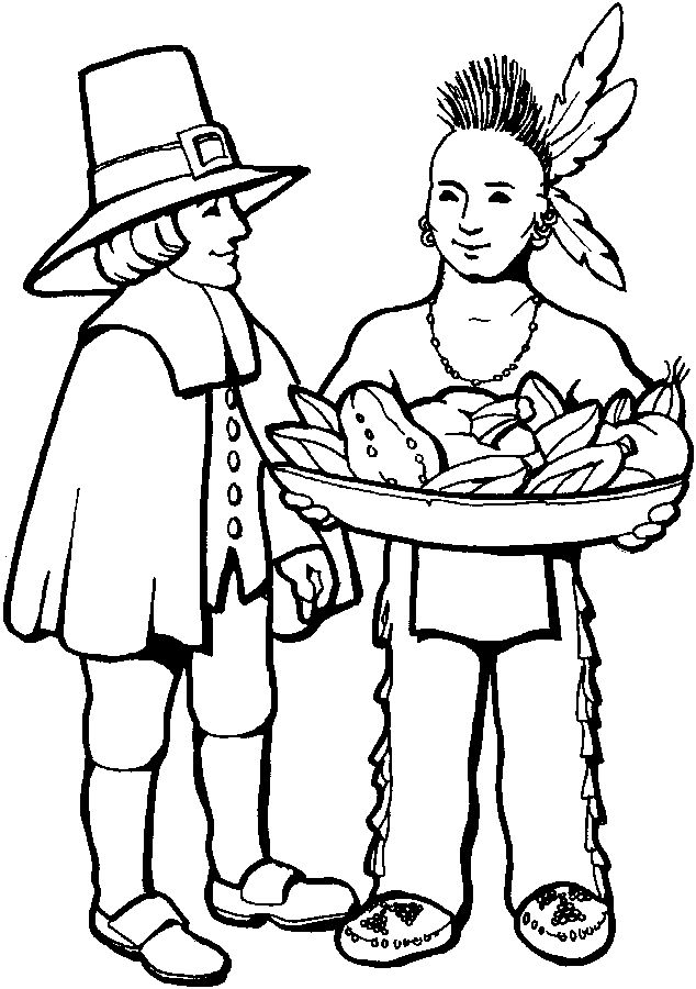 Free thanksgiving coloring pages to print off ~ Free Printable Thanksgiving Coloring Pages For Kids ...