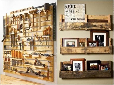 que peut on faire avec des palettes que peut on faire avec. Black Bedroom Furniture Sets. Home Design Ideas