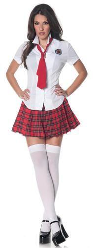 Teachers Pet Adult Costume 2