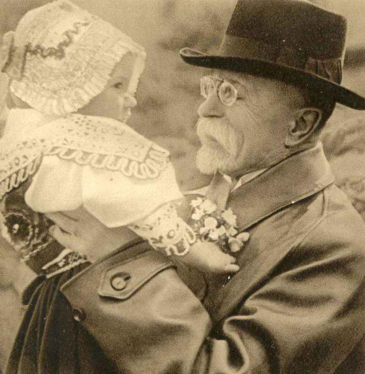 karel plicka   Tomás Garrigue Masaryk, Csehszlovákia első elnöke 75 éve halt meg