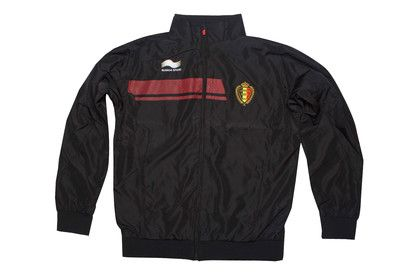 Burrda Belgium 2014 Players Travel Football Jacket A professional look and feel as worn by the team, youre in good company with the Belgium 2014 Players Travel Football Jacket in Black made by Burrda.The official 2014 players travel jacket of Belgium  http://www.MightGet.com/february-2017-2/burrda-belgium-2014-players-travel-football-jacket.asp